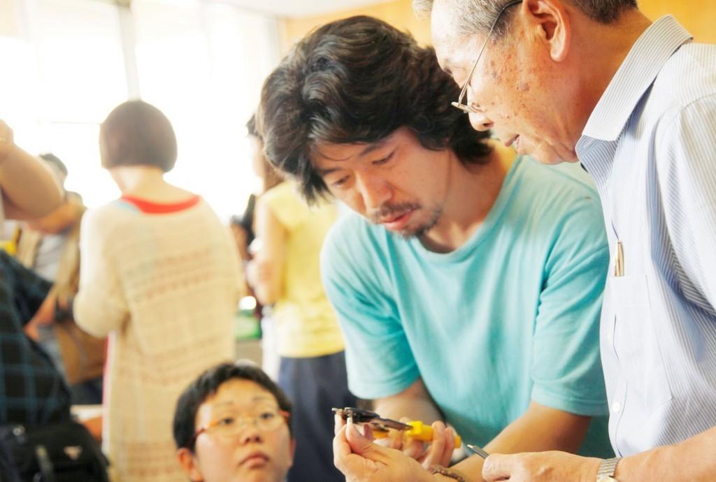 小田嶋電哲さん(写真:藤野電力)