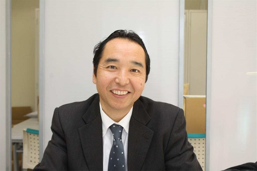 中国ウインドパワー株式会社 代表取締役社長 矢口伸二さん