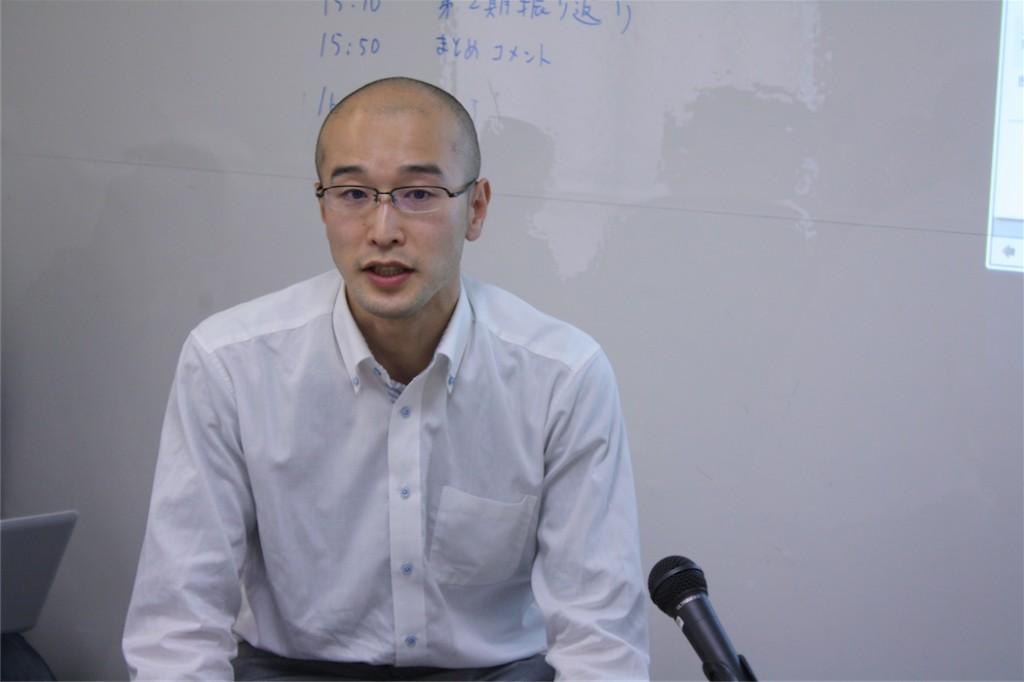 長野県松本市で取り組みを検討中の前田さん(写真:高橋真樹)