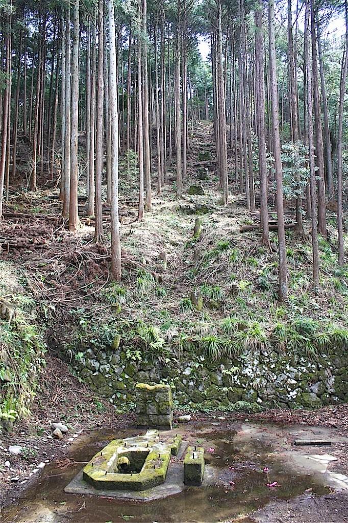小水力発電所跡地(写真:高橋真樹)