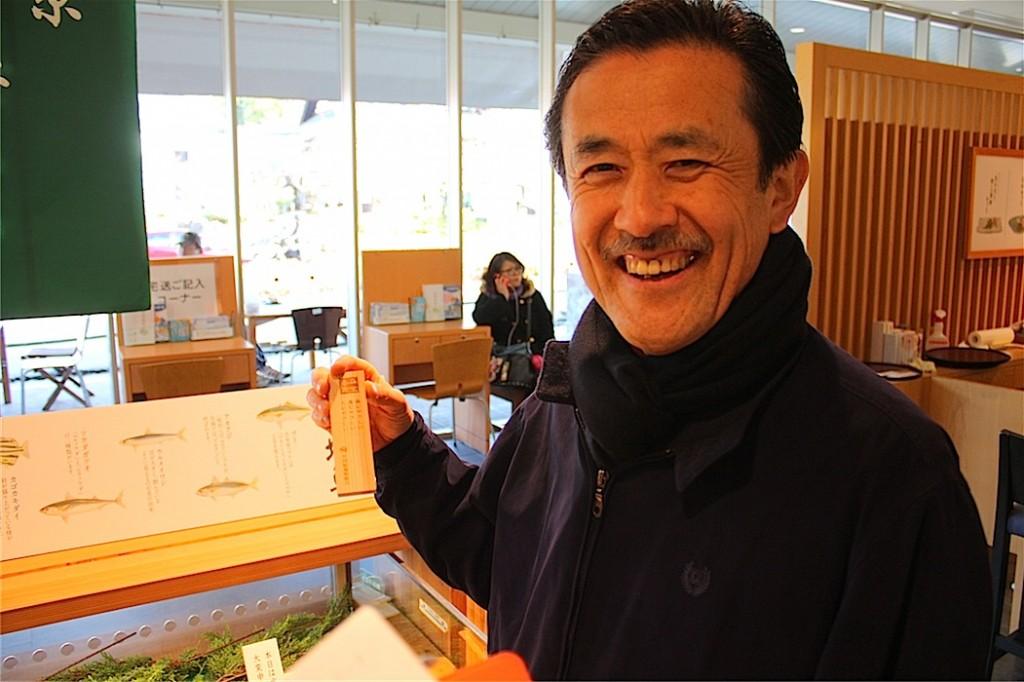 鈴廣副社長/エネ経会議世話役代表の鈴木悌介さん(写真:高橋真樹)