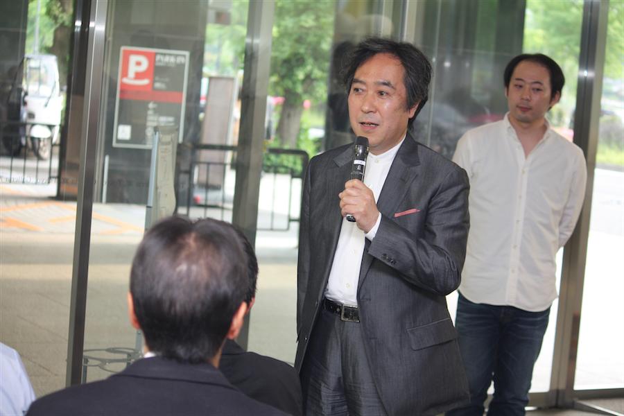 伊藤宏一さん(千葉商科大学)