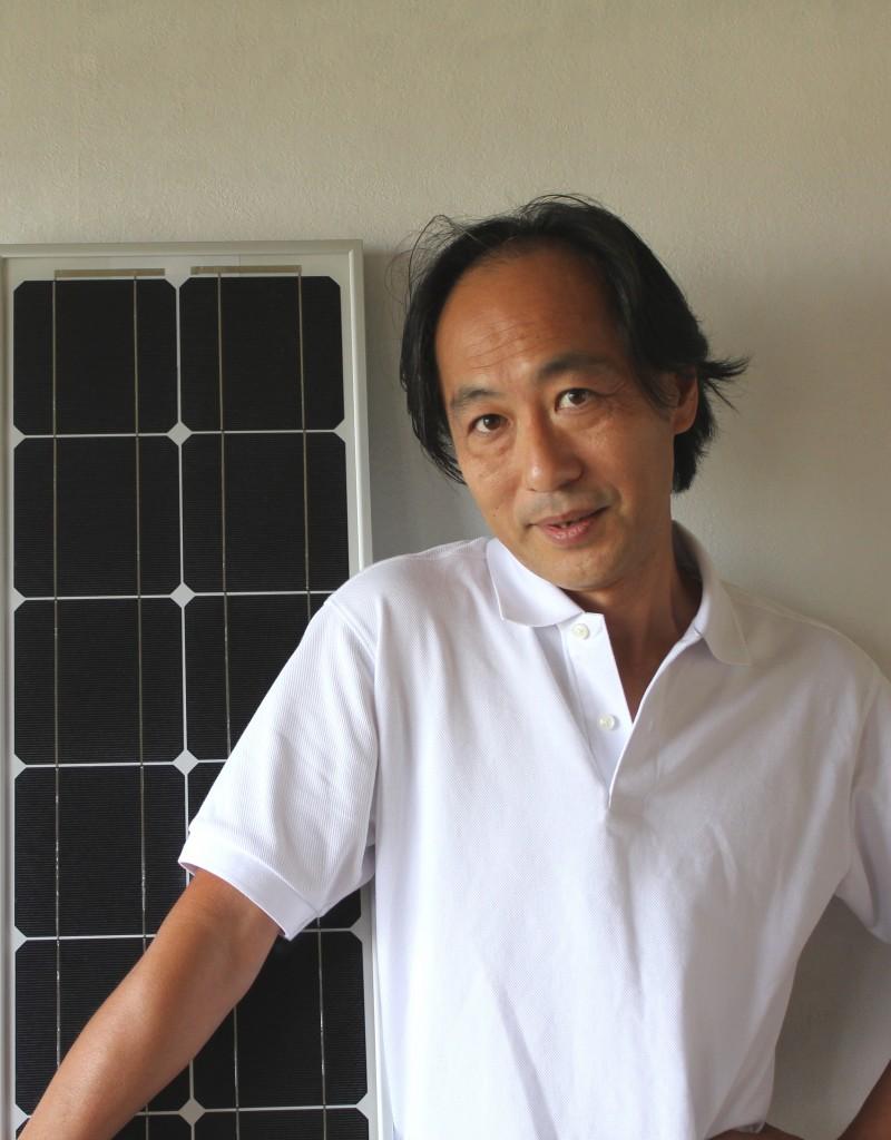東氏は、アースデイちば代表、再エネNPOグリーンタートルズ代表でもある。