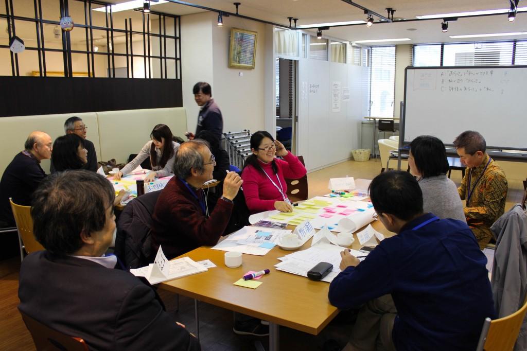 新潟は、行政と幅広い市民の多くの市民の参加が特徴。